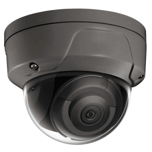 Hikvision OEM 4 mp Grey Miniture Dome Fixed 2.8MM