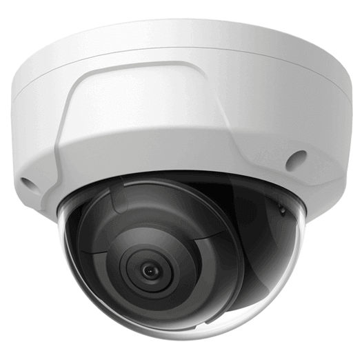 Hikvision OEM 5 mp White Miniture Dome Fixed 4MM