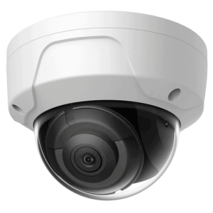 Hikvision OEM 5 mp White Miniture Dome Fixed 2.8MM