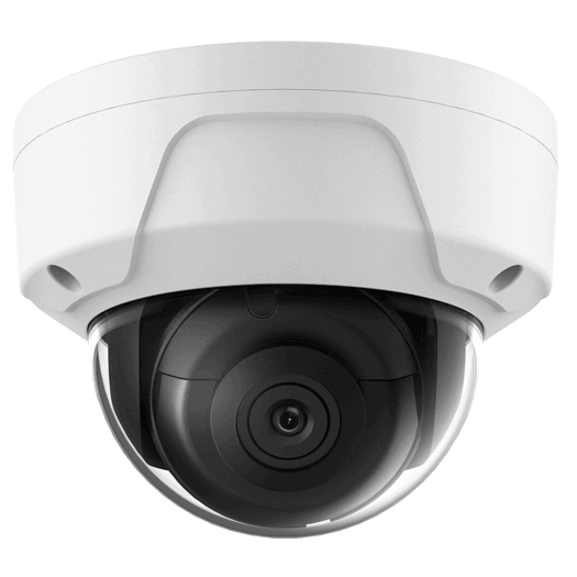 Hikvision OEM 5 mp White Miniture Dome Fixed 2.8MM/4MM