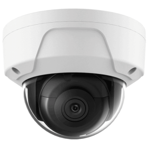 Hikvision OEM 9 mp White Dome Fixed 2.8MM