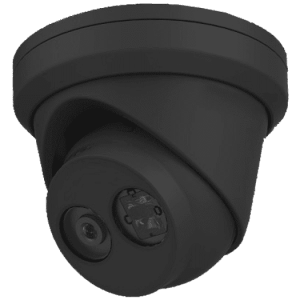 Hikvision OEM 4 mp Black Turret / Eyeball Fixed 4MM