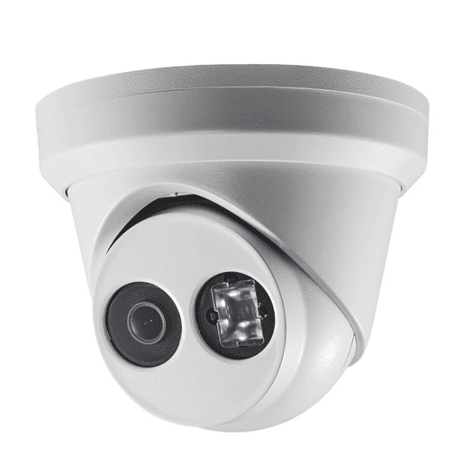 Hikvision OEM 5 mp White Turret / Eyeball Fixed 2.8MM