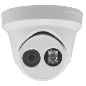Hikvision OEM 11 mp White Turret / Eyeball Fixed 2.8MM