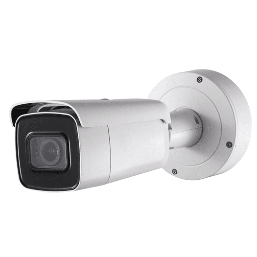 Hikvision OEM 5 mp White Bullet Motorized 2.8-12MM