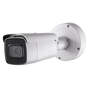 Hikvision OEM 12 mp White Bullet Motorized 2.8-12MM