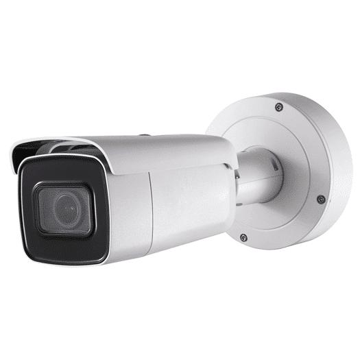 Hikvision OEM 12 mp White Bullet Motorized 2.8-12MM