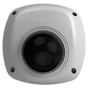 Hikvision OEM 4 mp White Dome Fixed 2.8MM