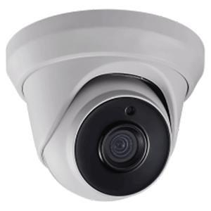 Hikvision OEM 2mp Turret / Eyeball Outdoor Weather Proof White Motorized