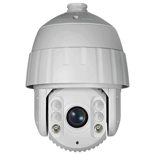 Hikvision OEM IP 2 mp Pan Tilt Zoom White Outdoor Weather Proof Optical Zoom