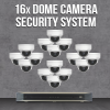 16 Vandal Proof Camera System