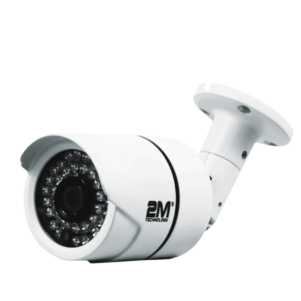2 Megapixel TVI Fixed Bullet Camera