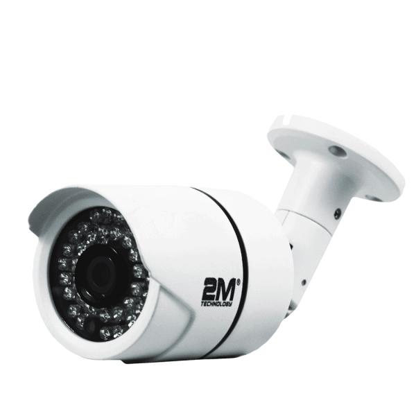 2 Megapixel TVI Fixed Bullet Camera