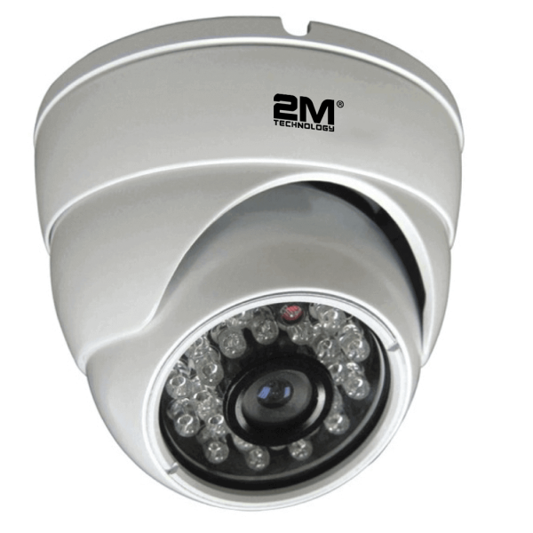 2 Megapixel TVI Fixed Dome Camera