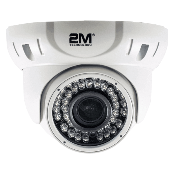 2 Megapixel TVI Motorized Dome Camera