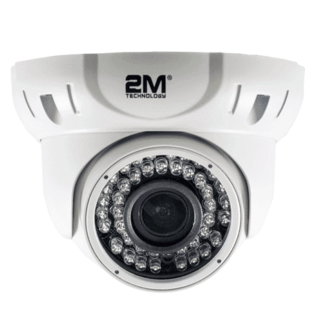 2 Megapixel TVI Motorized Dome Camera