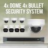 8 Camera Surveillance System