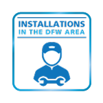 Installations in the DFW Area