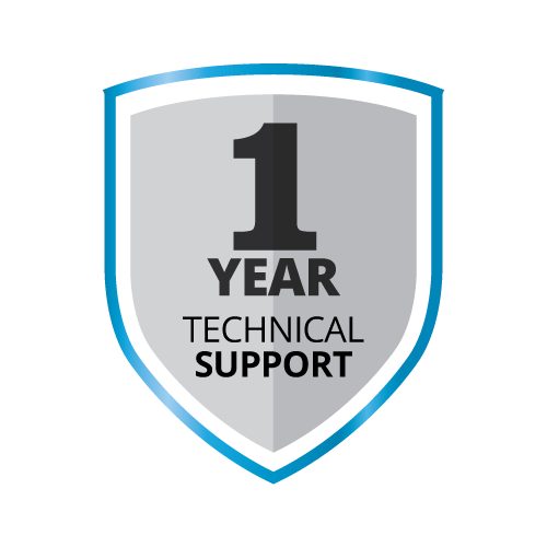 One Year Free Tech Support