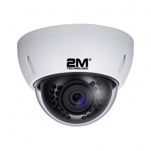 2M Technology 2MVIP-4KIR30 4K Ultra HD Network IR Mini Dome Camera