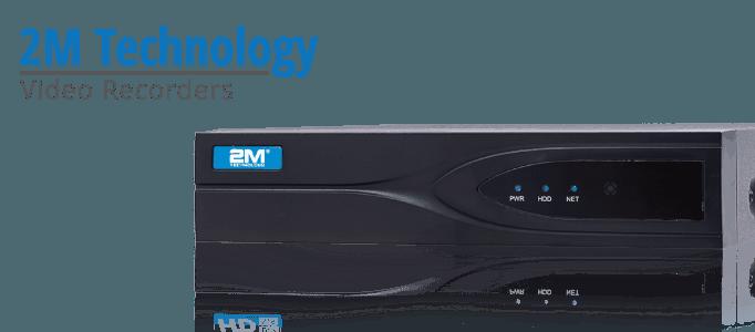 2MCCTV Video-Recorders