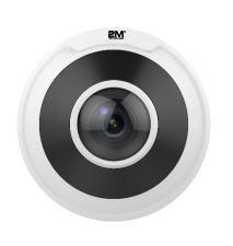Fisheye Fixed IP Camera