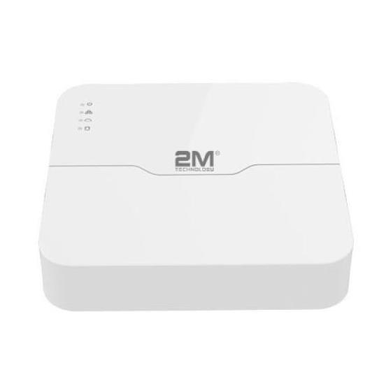 2M Technology 8-ch 1-SATA NVR