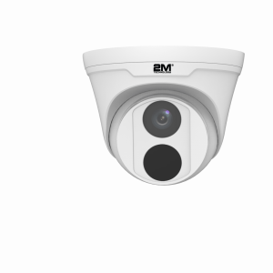 2M Technology 2MP Fixed Dome Network Camera