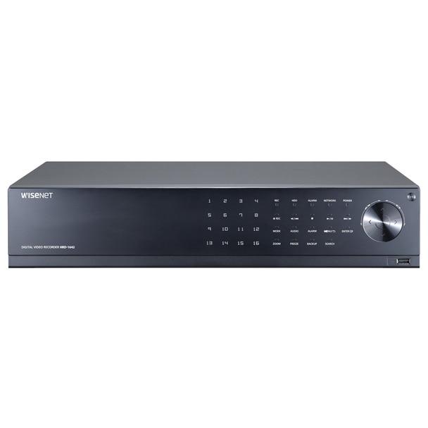 Samsung HRD-1642-20TB 16 Channel Digital Video Recorder 1