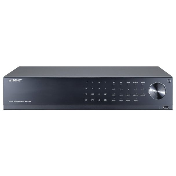 Samsung HRD-1642-2TB 16 Channel Digital Video Recorder 1