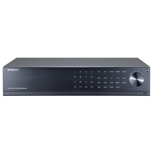 Samsung HRD-1642-36TB 16 Channel 4MP Analog HD DVR 1