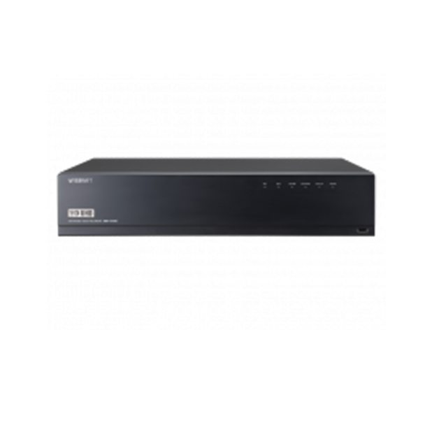Samsung XRN-1610S-28TB 16 Channel Network Video Recorder with POE+ 1