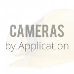 Cameras by application